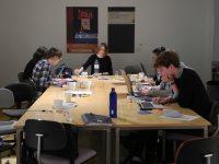Literaturwerkstatt im Literaturhaus